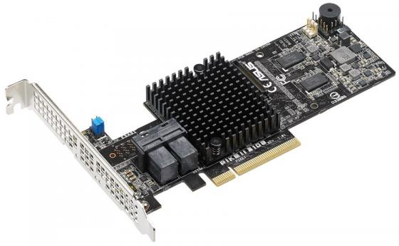 Контроллер ASUS PIKE II 3108-8I/2GB SAS 12Gbps RAID Controller, 2GB Cache, RAID 0-60; 8-port Internal, SAS/SATA/SSD HDD support, Max 16 Devices, (LSI3 kingfast ssd 128gb sata iii 6gb s 2 5 inch solid state drive 7mm internal ssd 128 cache hard disk for laptop disktop