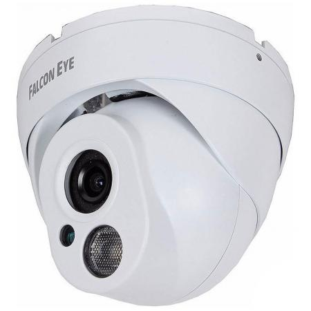"купить Камера IP Falcon EYE FE-IPC-DL200P ECO CMOS 1/2.8"" 3.6 мм 1920 x 1080 H.264 RJ45 10M/100M Ethernet белый онлайн"