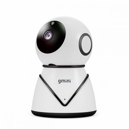 Камера IP Gmini HDS9100G CMOS 1/4 1280 x 720 H.264 Wi-Fi белый AK-10000037 hds9100g