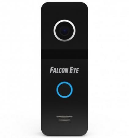 Вызывная панель Falcon Eye FE-321 (Black) разрешение 800 ТВл; угол обзора 110гр.; ИК подветка; питание DC 12В; рабочий диапазон t -30…+60; комплекту вызывная панель falcon eye fe ipanel 3 id black