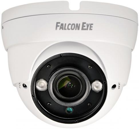 Фото - Камера Falcon Eye FE-IDV1080MHD/35M Уличная купольная гибридная видеокамера 1080P видеокамера