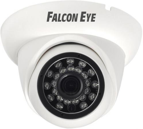 Фото - Камера Falcon Eye FE-ID1080MHD/20M-2.8 Уличная купольная гибриднаяAHD видеокамера 1080P (AHD, CVI, TVI, CVBS) 1/2.8' Sony IMX323 Exmor CMOS , 1920*108 видеокамера