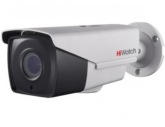 Камера HiWatch DS-T506 B (2.8-12 mm) 5Мп уличная цилиндрическая HD-TVI камера с ИК-подсветкой до 40м 1/2.7 CMOS матрица; моторизированный вариообъек камера hiwatch ds t201 2 8 mm 2мп внутренняя купольная hd tvi камера с ик подсветкой до 20м 1 2 7 cmos матрица объектив 2 8мм угол обзора 103°