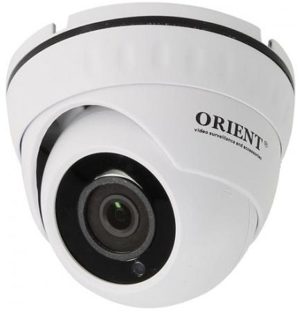 Камера наблюдения ORIENT IP-950-OH40BPSD IP-Камера купольная с записью на microSD, 1/3 OmniVision Low Illumination 4.0 Megapixel CMOS Sensor (OV4689+ network poe ip camera 1 3mp 960p 1 3 cmos sensor bullet outdoor waterproof p2p onvif 2 array ir lamp for cctv security camera