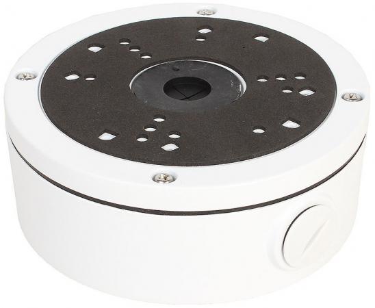 Распределительная коробка SAB-5X/955WP для монтажа AHD/IP камер Orient серий 58/68/955, O145мм x 54мм, влагозащищенная, 2 гермоввода, алюминий, цвет б