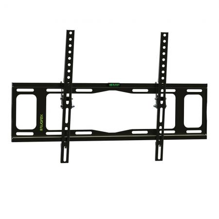 Фото - Кронштейн Tuarex OLIMP-112 black, настенный для TV 32-90, угол наклона 0-12, макс нагр 40 кг, VESA 600x400 кронштейн