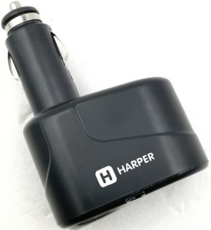 все цены на Разветвитель прикуривателя HARPER DP-200 онлайн