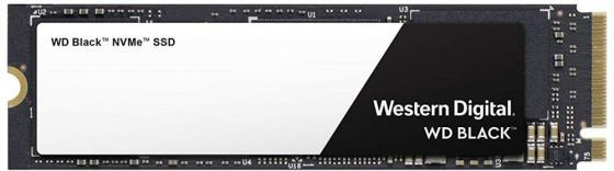 Твердотельный накопитель SSD M.2 500 Gb Western Digital WDS500G2X0C Read 3400Mb/s Write 2500Mb/s 3D NAND TLC жесткий диск 500gb western digital black nvme ssd wds500g2x0c