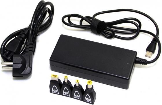 Универсальный адаптер питания 5bites PA90L-07 90W для ноутбуков LENOVO (M2, M11, M25, M28) универсальный адаптер питания для ноутбуков ginzzuga 1090u 90w 2xusb 12v 24v 8 dc in