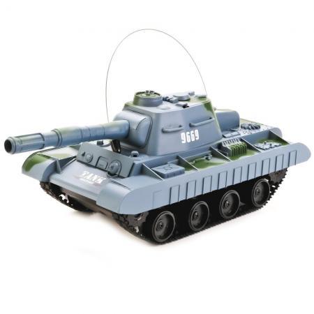 Танк Play Smart ТАНК 9669 серый A979-H08022