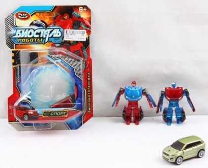 Робот-машина PLAYSMART 8154 E637-H21027 стоимость