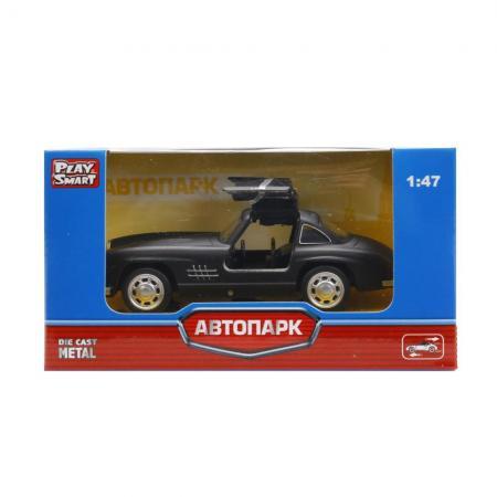 Автомобиль Play Smart 6526WC-A.B.C.D 1:47 цвет в ассортименте X600-H09213