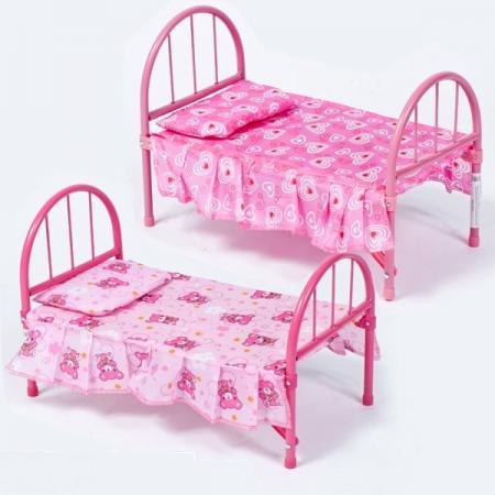 Кроватка для кукол MELOGO Кровать для кукол цены