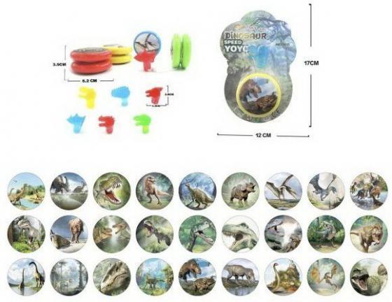 купить Спортивная игра йо-йо Наша Игрушка Динозавр недорого