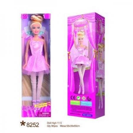 КУКЛА В АССОРТ. В КОР. в кор.2*48шт кукла defa lucy модница 29 см в ассортименте 8138