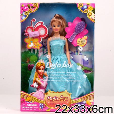 Кукла DEFA LUCY 8063 33 см в ассортименте кукла defa lucy на бал 8082