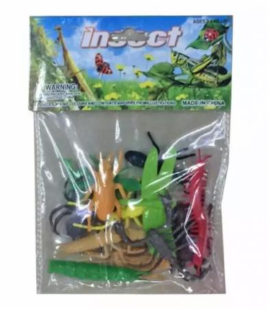 цена на Набор фигурок Наша Игрушка Мир насекомых
