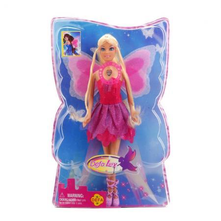 Кукла DEFA LUCY КУКЛА С КРЫЛЬЯМИ 8196-DEFA