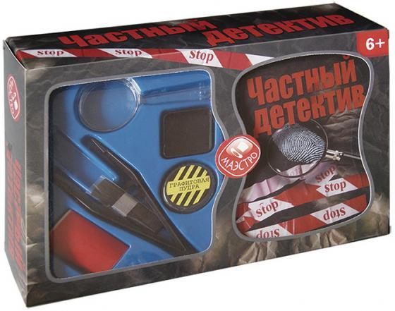 Игровой набор Маэстро Частный детектив maestro игровой набор маэстро частный детектив