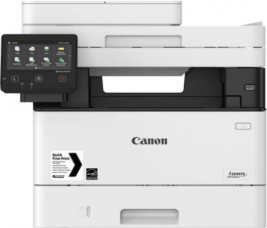 Фото - МФУ Canon I-SENSYS MF426dw (копир-принтер-сканер 38стр./мин., FAX, DADF, Duplex, LAN, Wi-Fi, A4, ) - замена MF416dw принтер canon i sensys lbp6030b black монохромное лазерное a4 18 стр мин 150 листов usb