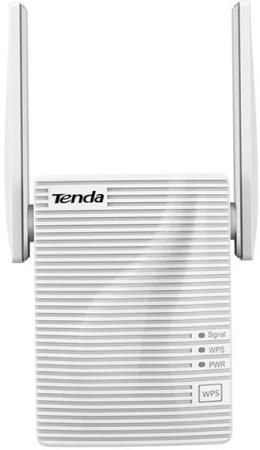 Повторитель сигнала Tenda A18 1200Mbps Wireless 11ac Wall Plugged Range Extender, 2.4G and 5G, 802.11a/b/g/n/ac, Range Extender button, Repeater mode маршрутизатор tenda ac5 1200mbps 11ac wave2 router mu mimo 1ghz cpu 4x5dbi antennas 1x100mbps wan 3x100mbps lan wifi on off switch universal rep