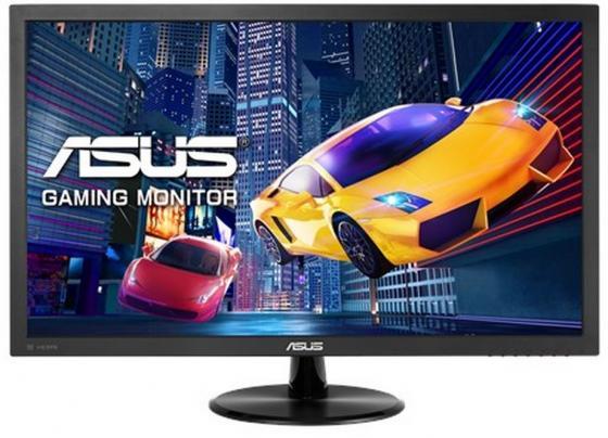 Монитор 27 ASUS VP278QG черный TN 1920x1080 300 cd/m^2 1 ms HDMI DisplayPort VGA Аудио монитор 24 asus vg245h черный tn 1920x1080 250 cd m^2 1 ms hdmi vga аудио