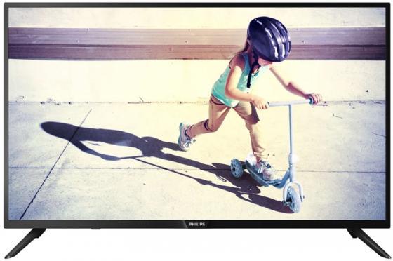 """Телевизор 43"""" Philips 43PFS4062/60 черный 1920x1080 50 Гц недорого"""