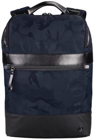 Рюкзак для ноутбука 15.6 HAMA Camo Select полиэстер полиуретан синий камуфляж 00101845 рюкзак hama camo select 15 6 черный камуфляж