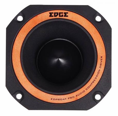Колонки автомобильные Edge EDPRO4T-E4 300Вт 92дБ 3.2Ом (ком.:1кол.) твитер однополосные колонки автомобильные edge edpro4t e4 edpro4t e4