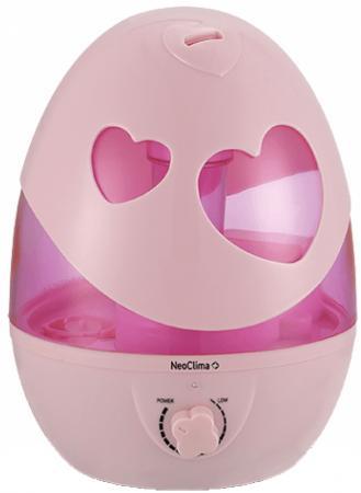 лучшая цена Увлажнитель воздуха NEOCLIMA NHL-320SH розовый