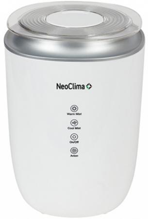 Увлажнитель воздуха NEOCLIMA NHL-4.0 белый увлажнитель воздуха ультразвуковой neoclima nhl 500 vs белый объём 5 л