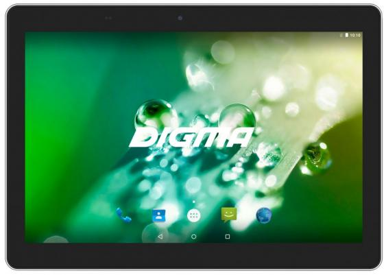 "Планшет Digma Optima 1023N 3G 10.1"" 16Gb Black Wi-Fi 3G Bluetooth Android TS1186MG все цены"