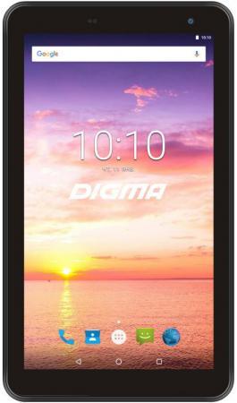 "цена на Планшет Digma Optima 7016N 3G MT8321 (1.3) 4C/RAM1Gb/ROM16Gb 7"" IPS 1024x600/3G/Android 7.0/черный/2Mpix/0.3Mpix/BT/GPS/WiFi/Touch/microSD 64Gb/minUSB/2500mAh"