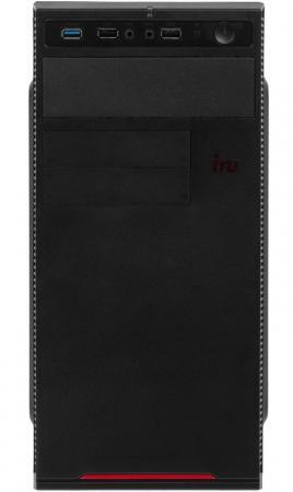 ПК IRU Home 225 MT Ryzen 5 2400G (3.6)/8Gb/1Tb 7.2k/RX Vega 11/Free DOS/GbitEth/350W/черный free shipping 10pcs 100