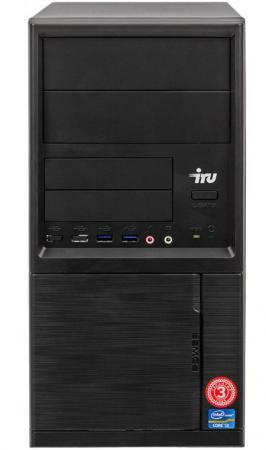 Компьютер iRu Office 312 Intel Pentium G4400 8 Гб 1 Тб Intel HD Graphics 510 — 1005798 компьютер