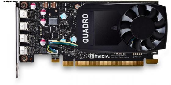 Видеокарта DELL Quadro P600 nVidia Quadro P600 PCI-E 2048Mb GDDR5 128 Bit OEM 490-BDTF видеокарта pny quadro p400 vcqp400blk 1 pci e 2048mb gddr5 64 bit oem