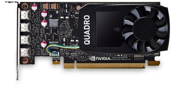 Видеокарта DELL Quadro P1000 nVidia Quadro P1000 PCI-E 4096Mb GDDR5 128 Bit OEM 490-BDXO видеокарта 8192mb dell quadro m5000 490 bcxp