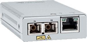 Медиаконвертер Allied Telesis AT-MMC2000/SC-60 медиаконвертер allied telesyn at mc103xl 60 100basetx to 100basefx медиа конвертер