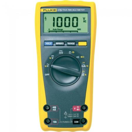 Мультиметр Fluke FLUKE-175 EGFID цена