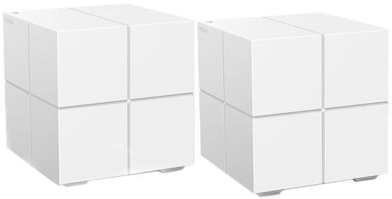 Маршрутизатор беспроводной Tenda MW6-2 Wi-Fi белый цена 2017