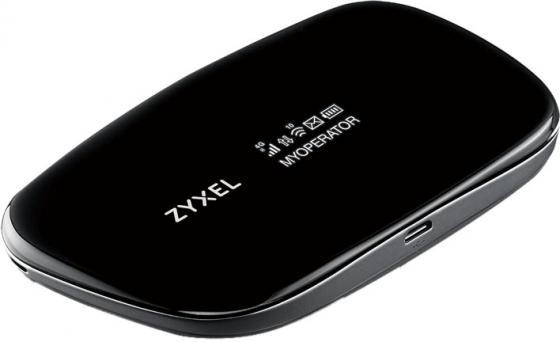 Маршрутизатор беспроводной Zyxel WAH7608 (WAH7608-EU01V1F) N300 3G/4G черный беспроводной маршрутизатор tenda n30 n300 n630 300m