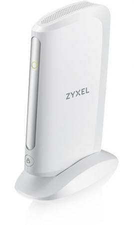 Точка доступа Zyxel WAP6806-EU0101F 802.11abgnac 1733Mbps 5 ГГц 2.4 ГГц 4xLAN LAN белый