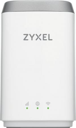 Маршрутизатор беспроводной Zyxel LTE4506-M606 (LTE4506-M606-EU01V1F) AC1200 3G/4G белый new 2 fold folio pu leather stand cover case for onda v10 3g 4g call phone 10 1inch tablet pc black and white color gift