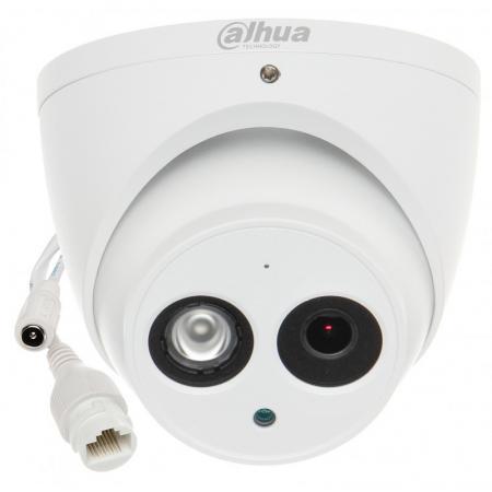 Видеокамера IP Dahua DH-IPC-HDW4431EMP-ASE-0280B 2.8-2.8мм цветная корп.:белый цены