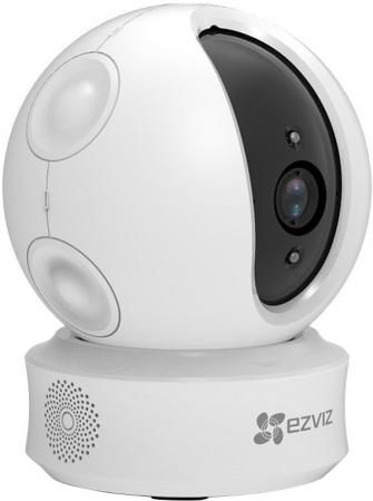 Камера IP EZVIZ CS-CV246-A0-3B1WFR CMOS 1/2.7 4 мм 1920 x 1080 H.264 Wi-Fi белый eye sight es ip615iw p2p 1 4 cmos 0 3mp surveillance wi fi ip camera w 24 ir led silver