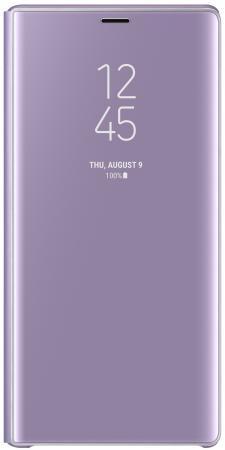 Купить со скидкой Чехол (флип-кейс) Samsung для Samsung Galaxy Note 9 Clear View Standing Cover фиолетовый (EF-ZN960CV