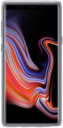Чехол (клип-кейс) Samsung для Samsung Galaxy Note 9 Protective Standing Cover серебристый (EF-RN960CSEGRU) чехол samsung ef qn920csegru для samsung galaxy note 5 сlcover серебристый прозрачный