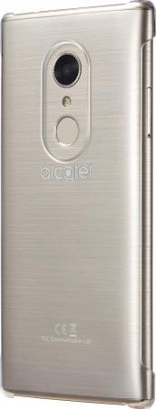 Чехол (клип-кейс) Alcatel для Alcatel 5 TS5086 прозрачный (TS5086-3AALRU1) alcatel ot1052d pure white