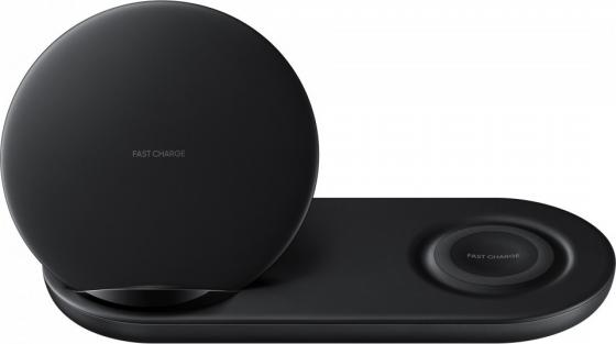 лучшая цена Беспроводное зарядное устройство Samsung EP-N6100 1A черный