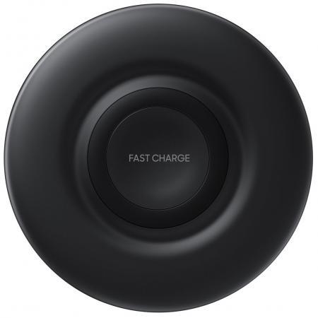 Беспроводное зарядное устройство Samsung EP-P3100TBRGRU 1A USB-C черный сетевое зарядное устройство samsung ep ta20ewecgru usb usb type c 2a белый